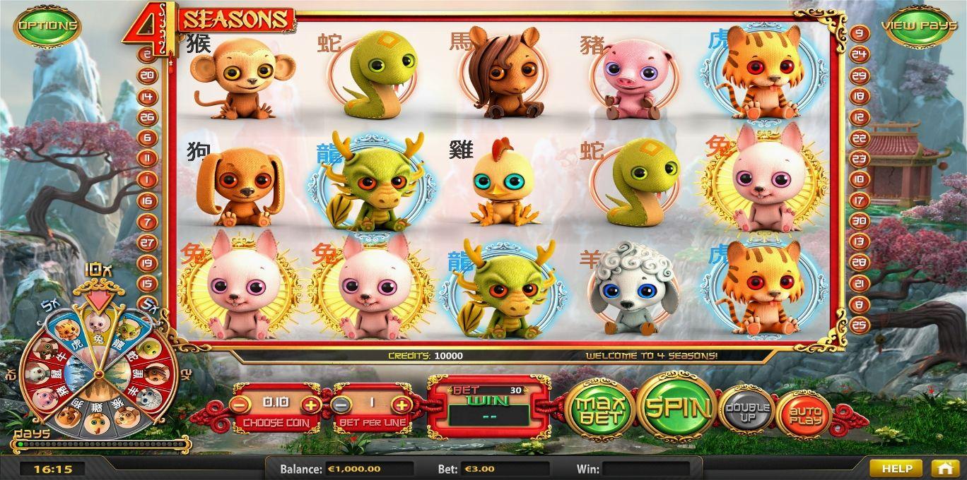 4 Seasons Casino