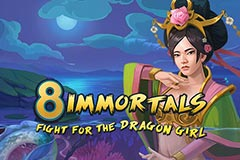 8 Immortals: Fight for the Dragon Girl