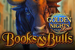 Books & Bulls: Golden Nights Bonus