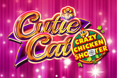 Cutie Cat: Crazy Chicken Shooter