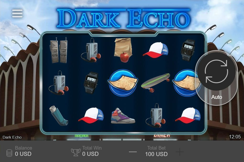 Dark Echo | SlotsClub pro
