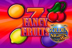 Fancy Fruits: Golden Nights Bonus
