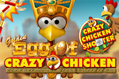 Golden Egg of Crazy Chicken: Crazy Chicken Shooter