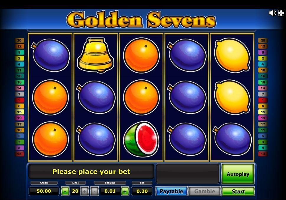 Golden Sewen Online