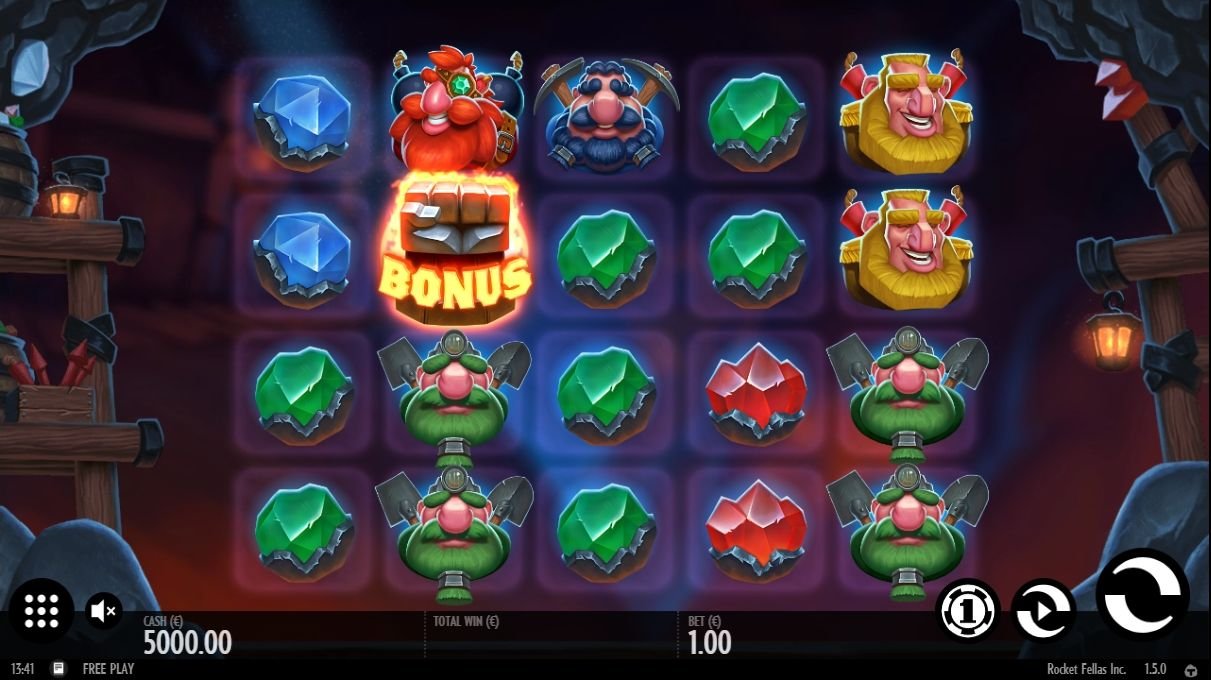 Spiele Rocket Fellas Inc. - Video Slots Online