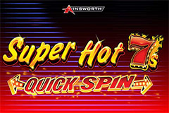 Super Hot 7s Quick Spin
